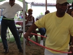 Sunday's hula hoop contest